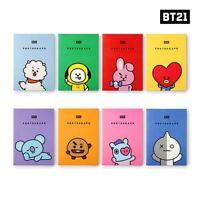 BTS BT21 Official Authentic Goods monopoly Photograph Photo Album KPOP