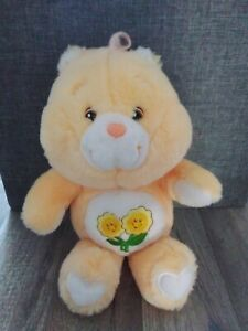 Care Bears Friend Bear 2002 Large 12inch  Good Condition