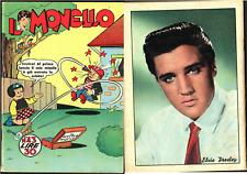 Il Monello n.43 10/23/1958! Like New! Elvis Presley!!