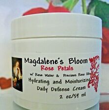 Magdalene's Bloom Rose Facial  Cream Hydrating Oil Hydrosol Wrinkles Anti- Aging