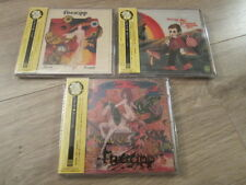 Fruupp 3CD Set Future Legends Seven Secrets Prince Heaven's Eyes