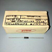 Tantalum Capacitor Radial Leads .47uf 50vdc Lot of 10