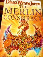 DIANA WYNNE JONES The Merlin Conspiracy 2003 SC Book