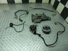 87 1987 dr 125 dr125 CDI ECU ECM stator flywheel coil wire loom brain black box