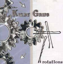 The Kirby Grips - Rotations CD 2002 NEW SEALED