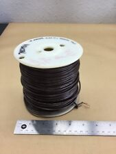 ( 50 FT ) Brown Copper Cable Wire 18AWG 16 Strand 600V