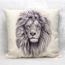 New Decorative Lion Head Pillow