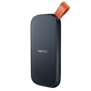 SanDisk Portable SSD 480GB 1TB 2TB, up to 520MB/s Read 2021 New Version
