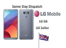 "Brand New LG G6 H870 Platinum 64GB Sealed Unlocked 5.7"" INCH 4GB Ram 4G LTE 2017"