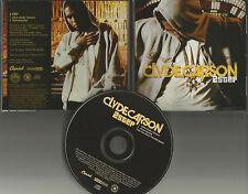 CLYDE CARSON 2 Step  w/ RARE RADIO trk  & INSTRUMENTAL PROMO CD Single 2000 2ste