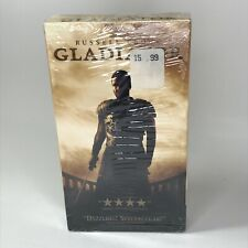 Gladiator (Vhs, 2000) Russell Crowe, Joaquin Phoenix
