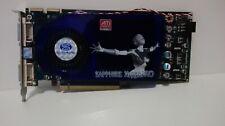 SCHEDA VIDEO GRAFICA ATI RADEON SAPPHIRE X 1950 PRO 512 MB GDDR3 AGP 8X DVI-I PC