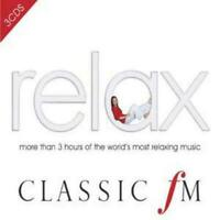 Various Composers : Classic Fm Relax CD 3 discs (2007)