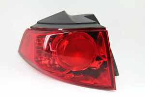 Acura RDX 07-09 Quarter Tail Light Rear Left/Driver Side OEM 33551-STK-A01 A939