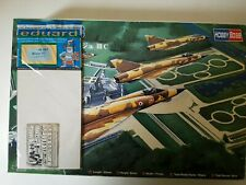 HobbyBoss  Nr. 80315 1/ 48 Mirage iiic + Eduard Colour PE