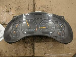 Speedometer US Cluster With Tachometer Fits 01-05 BLAZER S10/JIMMY S15 311140
