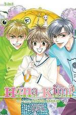 Hana-Kimi (3-in-1 Edition), Vol. 2 ' Nakajo, Hisaya manga in english, freepost a