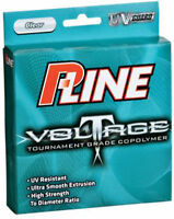 P-Line Voltage VF-25 Co-Polymer Line, 25 lb 300 yds, New, 1679, Clear