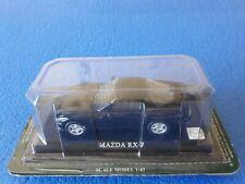102 DEL PRADO MAZDA RX-7 SCALA 1:43 BLISTER CVGM3/19