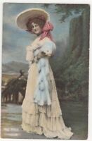 Actress Marie Studholme 1906 Misch Postcard US097