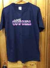 Girls Cowgirl Western Horse  T Shirt Size XLarge XL 16-18  Navy Blue