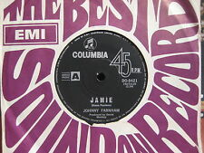 JOHNNY FARNHAM Jamie / I Don't Want To Love You 1968 Oz 45 - Hans Poulsen