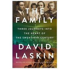 David Laskin~THE FAMILY~SIGNED 1ST/DJ~NICE COPY