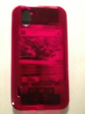 Rocketfish Mobile Red Gel Case for LG Marquee RF-LMST2P