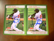 ANGELO SONGCO Signed 2010 Midwest League All Star AUTO