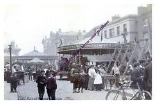 rp13253 - May Fair at Newport , Shropshire - photo 6x4