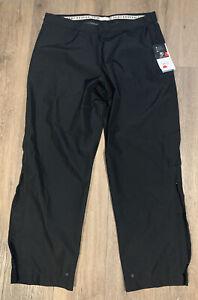 Zero Restriction ZR Gore-Tex Michelle Rain Golf Pants Size XL Women