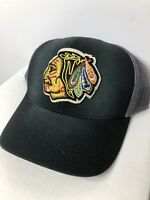 Chicago Blackhawks CCM HAT NHL MULTI TEAM COLORS MESHBACK TRUCKER Snapback Cap