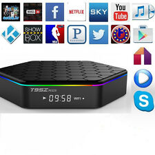 T95ZPlus Smart TV Box S912 2+16GB Octa Core Android 6.0 KODI 2.4/5Ghz WIFI BT US