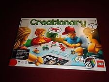 Lego 3844 Creationary Game  with Box