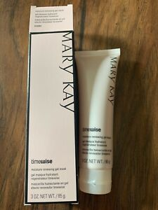 MARY KAY TIMEWISE MOISTURE RENEWING GEL MASK~DRY TO OILY SKIN~SUPER HYDRATE!