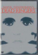 DEAD RINGERS --RARE-- Morgan Creek DVD [NTSC R1]