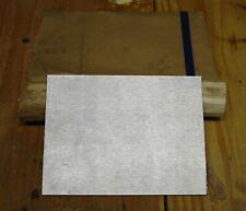 Low Carbon Steel Flat Bar 5/32 X 4 X 5 1/4 (.15625 x 4.00 x 5.25) Usa