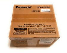 New Panasonic WV-CF284  Color CCTV Camera