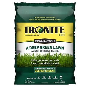 Ironite 1-0-1 Mineral Supplement Fertilizer - 15 Lbs.