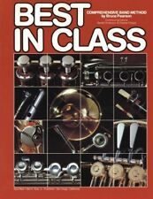 """""""BEST IN CLASS"""" MUSIC BOOK 2 FOR """"BARITONE B.C."""" BRAND NEW ON SALE-CONCERT BAND!"""