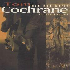 Tom Cochrane - Mad Mad World [New CD] Canada - Import