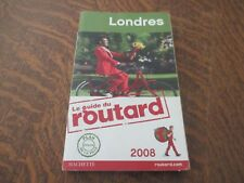 le guide du routard londres 2008