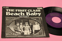 """First Class 7 """" Beach Baby Orig Germany 1974 EX"""