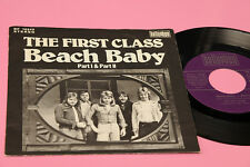 """FIRST CLASS 7"""" BEACH BABY ORIG GERMANY 1974 EX !!!!!!!!!!"""