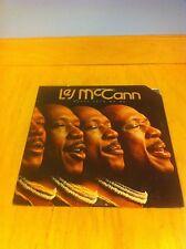 """LES McCANN """"MUSIC LET'S ME BE"""" AS-9329 (1979) 12"""" LP JAZZ ~Viny VG+"""