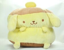 Official Pom Pom Purin Plush Pompompurin Pudding Dog Pancake Stuffed Sanrio JP