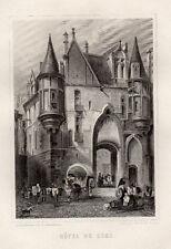 PARIS ANCIEN & HISTORIQUE / HOTEL DE SENS