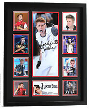 New Justin Bieber Signed Limited Edition Memorabilia