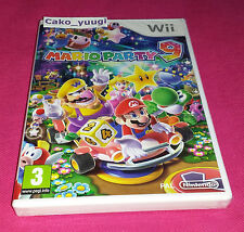 MARIO PARTY 9 NINTENDO WII NEUF SOUS BLISTER VERSION FRANCAISE