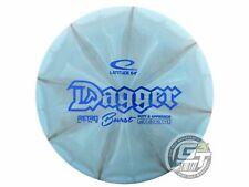 New Latitude 64 Retro Burst Dagger 175g Blue Blue Foil Putter Golf Disc